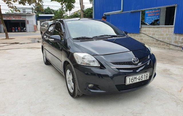 Bán Toyota Vios E xịn, xe gia đình, không taxi dịch vụ, din đẹp cả xe 09646743312