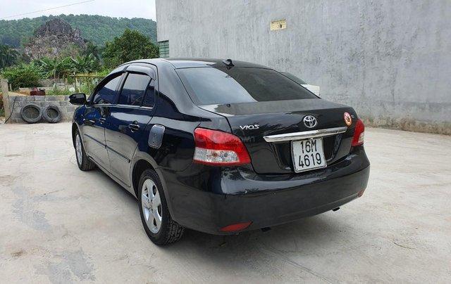 Bán Toyota Vios E xịn, xe gia đình, không taxi dịch vụ, din đẹp cả xe 09646743313
