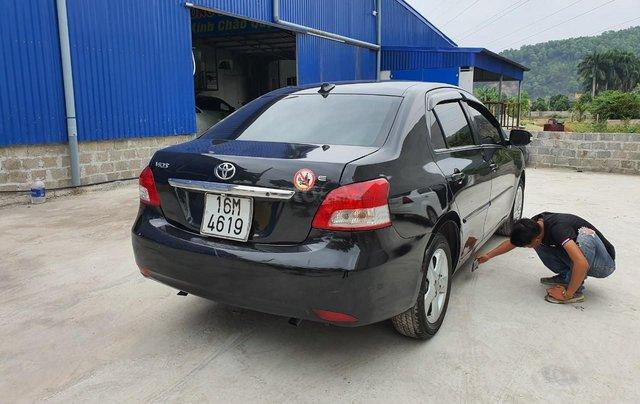 Bán Toyota Vios E xịn, xe gia đình, không taxi dịch vụ, din đẹp cả xe 09646743318