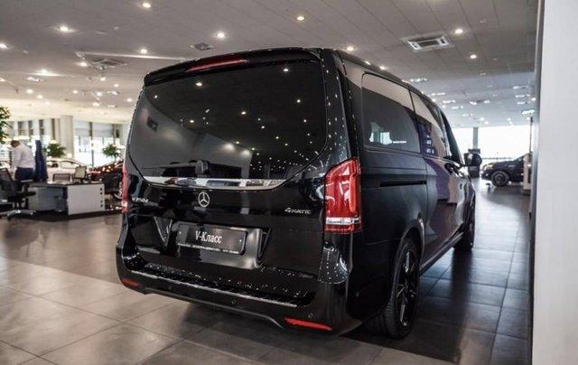 Bán xe Mercedes V250 Luxury đời 2019, màu đen, nhập khẩu nguyên chiếc6