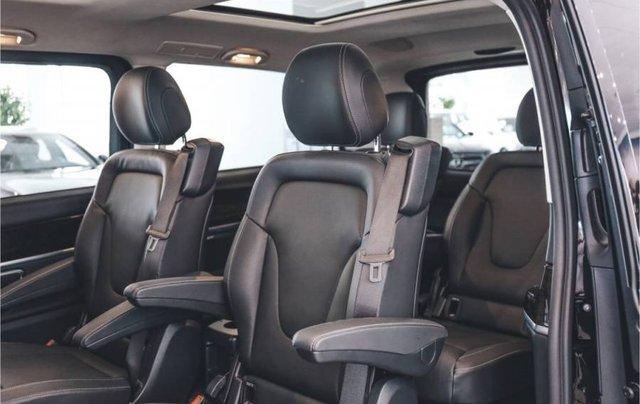 Bán xe Mercedes V250 Luxury đời 2019, màu đen, nhập khẩu nguyên chiếc10