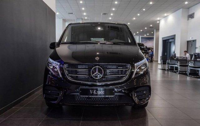 Bán xe Mercedes V250 Luxury đời 2019, màu đen, nhập khẩu nguyên chiếc5