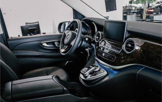 Bán xe Mercedes V250 Luxury đời 2019, màu đen, nhập khẩu nguyên chiếc4
