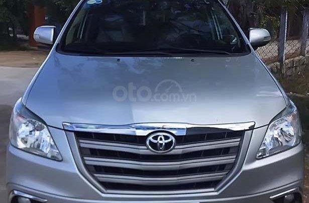 Cần bán Toyota Innova 2016, giá chỉ 600 triệu0