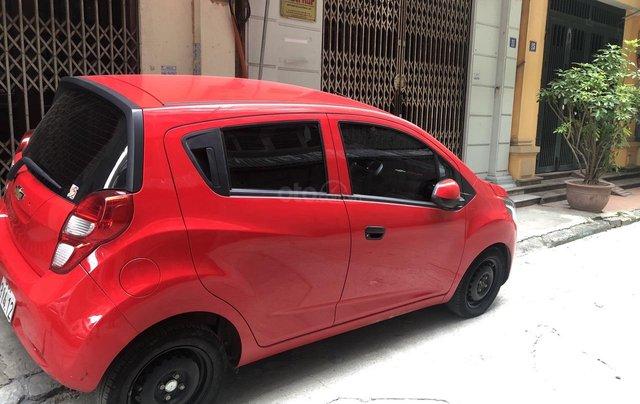 Bán Chevrolet Spark LS năm sản xuất 2018, màu đỏ0