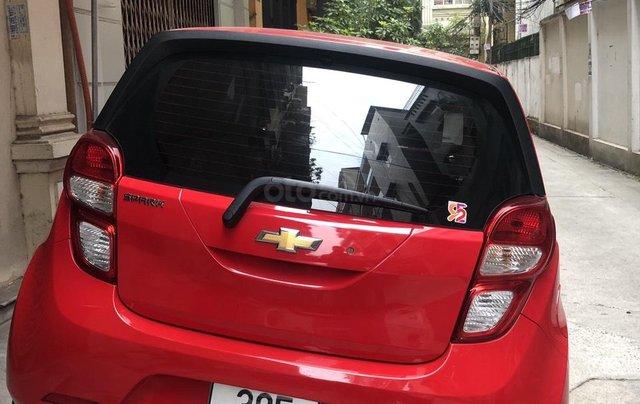 Bán Chevrolet Spark LS năm sản xuất 2018, màu đỏ3