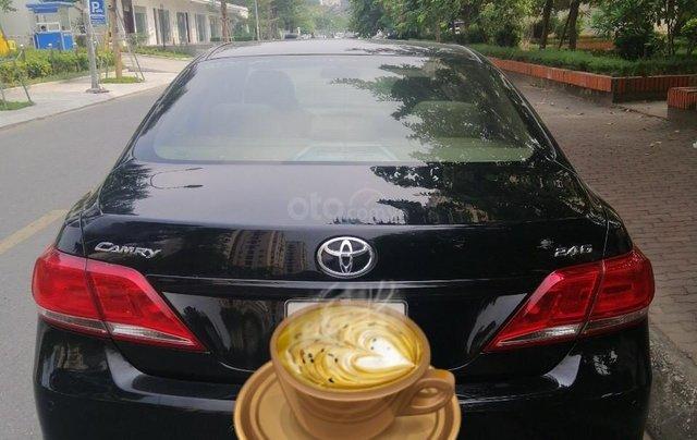 Cần bán xe Toyota Camry sản xuất 2011, màu đen, nhập khẩu nguyên chiếc2