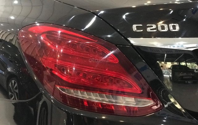 Bán ô tô Mercedes-Benz C class sản xuất 2016, màu đen xe nhập giá 1 tỷ 155 triệu đồng3