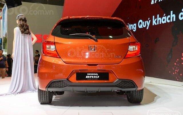 Ưu đãi tặng tiền mặt + Tặng phụ kiện chính hãng khi mua xe Honda Brio sản xuất năm 20193