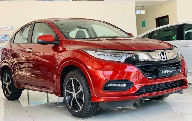 Cần bán Honda HR-V L sản xuất năm 2019, màu đỏ, nhập khẩu nguyên chiếc, giá tốt0