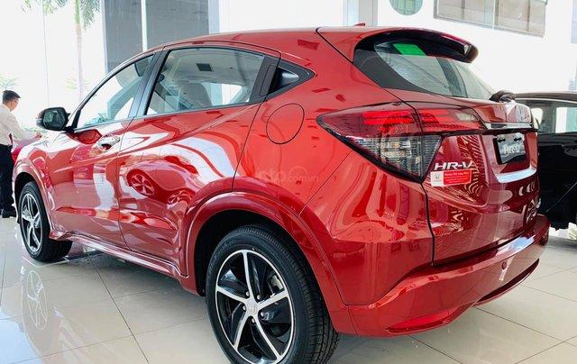 Cần bán Honda HR-V L sản xuất năm 2019, màu đỏ, nhập khẩu nguyên chiếc, giá tốt1