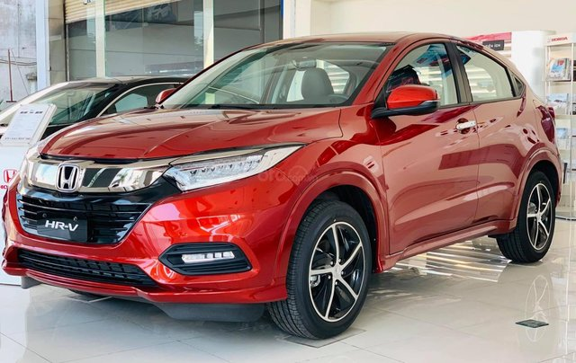 Cần bán Honda HR-V L sản xuất năm 2019, màu đỏ, nhập khẩu nguyên chiếc, giá tốt3