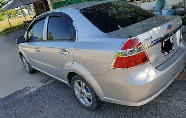 Cần bán lại xe Chevrolet Aveo đời 2013, màu bạc xe gia đình giá tốt 219 triệu đồng2