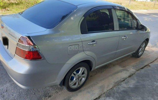 Cần bán lại xe Chevrolet Aveo đời 2013, màu bạc xe gia đình giá tốt 219 triệu đồng3