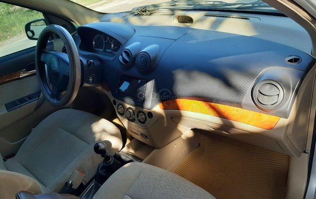 Cần bán lại xe Chevrolet Aveo đời 2013, màu bạc xe gia đình giá tốt 219 triệu đồng5