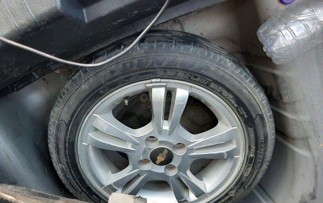 Cần bán lại xe Chevrolet Aveo đời 2013, màu bạc xe gia đình giá tốt 219 triệu đồng7