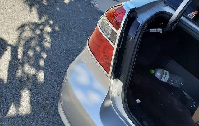 Cần bán lại xe Chevrolet Aveo đời 2013, màu bạc xe gia đình giá tốt 219 triệu đồng10
