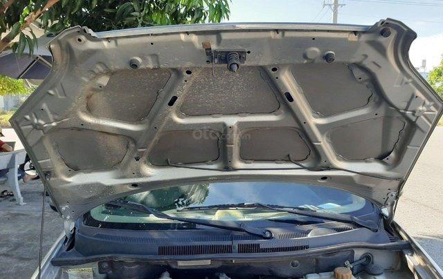 Cần bán lại xe Chevrolet Aveo đời 2013, màu bạc xe gia đình giá tốt 219 triệu đồng11