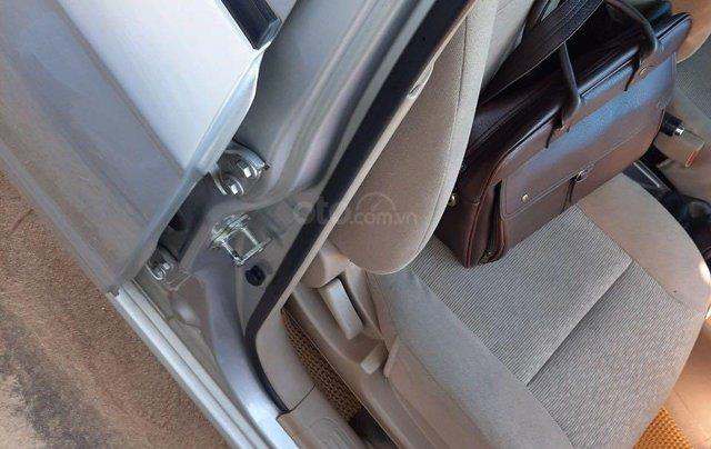 Cần bán lại xe Chevrolet Aveo đời 2013, màu bạc xe gia đình giá tốt 219 triệu đồng15