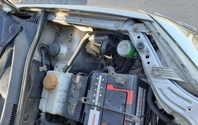 Cần bán lại xe Chevrolet Aveo đời 2013, màu bạc xe gia đình giá tốt 219 triệu đồng13