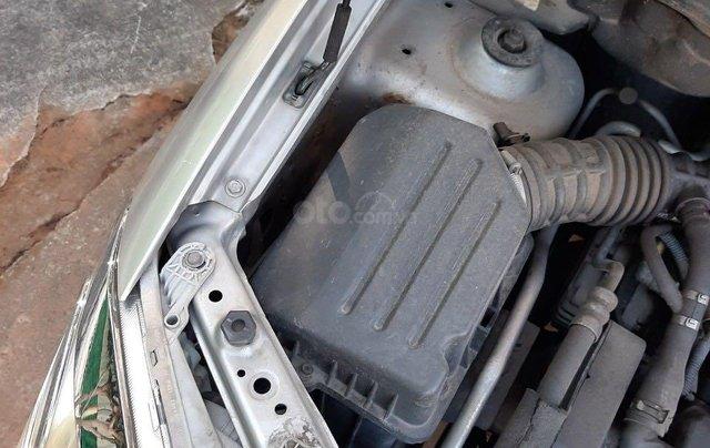 Cần bán lại xe Chevrolet Aveo đời 2013, màu bạc xe gia đình giá tốt 219 triệu đồng14