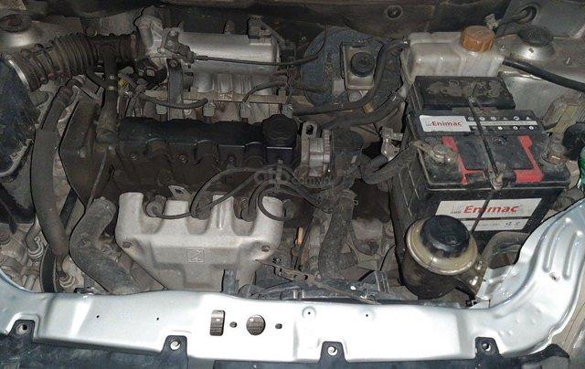 Cần bán lại xe Chevrolet Aveo đời 2013, màu bạc xe gia đình giá tốt 219 triệu đồng18