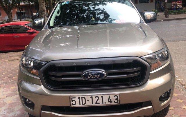 Bán xe Ford Ranger đăng ký 2017, màu bạc, chính chủ, giá chỉ 585 triệu đồng0