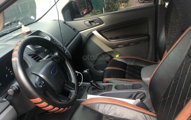 Bán xe Ford Ranger đăng ký 2017, màu bạc, chính chủ, giá chỉ 585 triệu đồng2