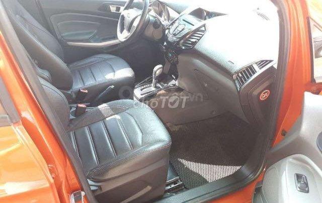 Cần bán lại xe Ford EcoSport đăng ký lần đầu 2016, màu cam chính chủ giá tốt 500tr đồng6