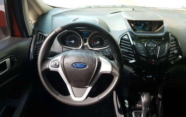 Cần bán lại xe Ford EcoSport đăng ký lần đầu 2016, màu cam chính chủ giá tốt 500tr đồng3