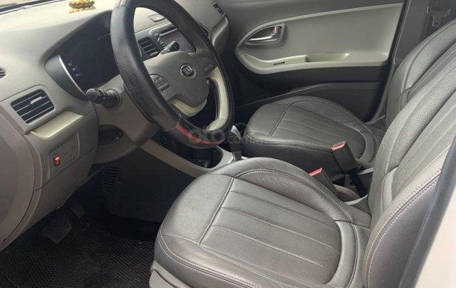 Cần bán Kia Morning Si sản xuất năm 2015, màu trắng6