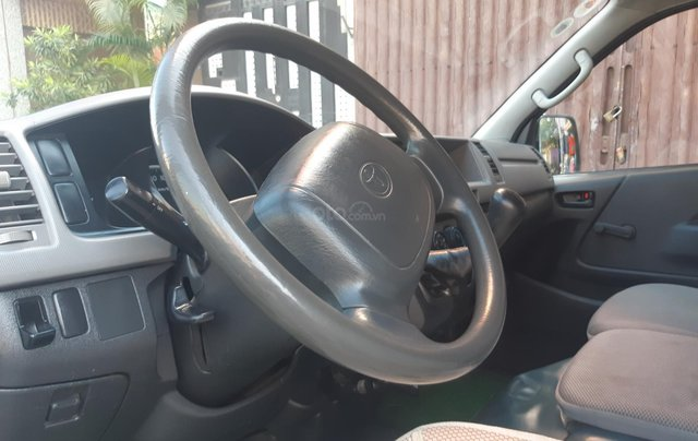 Bán Toyota Hiace tải Van máy dầu, đời 2008, vô được giờ cấm tải trong nội đô TP2