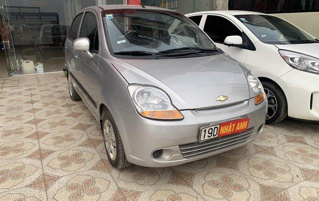 Cần bán xe Chevrolet Spark Van đời 20111