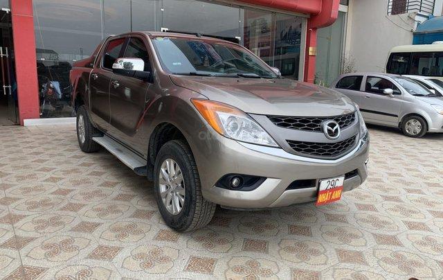 Cần bán xe Mazda BT 50 2.2L năm 2015, màu nâu giá cạnh tranh1