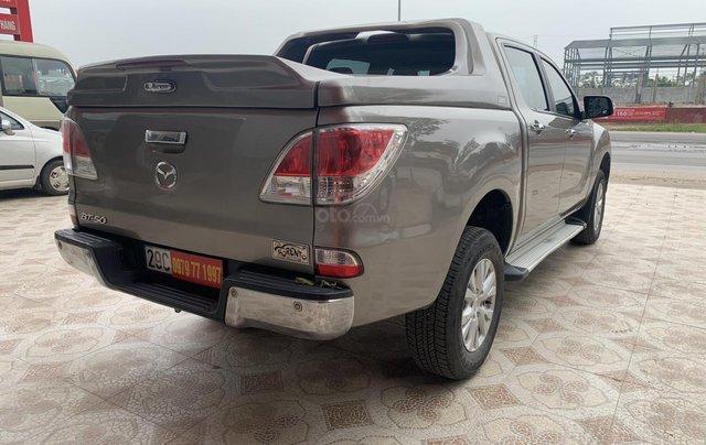 Cần bán xe Mazda BT 50 2.2L năm 2015, màu nâu giá cạnh tranh4