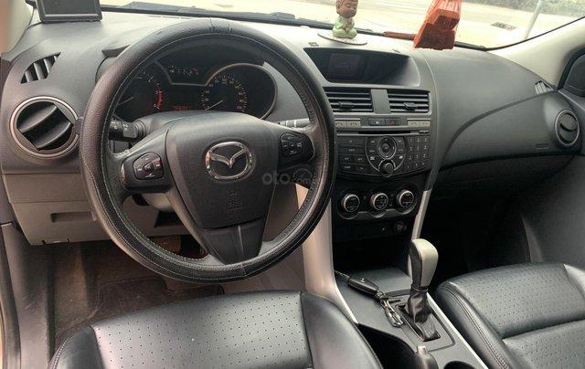 Cần bán xe Mazda BT 50 2.2L năm 2015, màu nâu giá cạnh tranh3