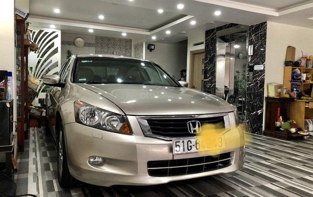 Cần bán Honda Accord EX 2008,  2.4 nhập Nhật, hàng xuất Mỹ0