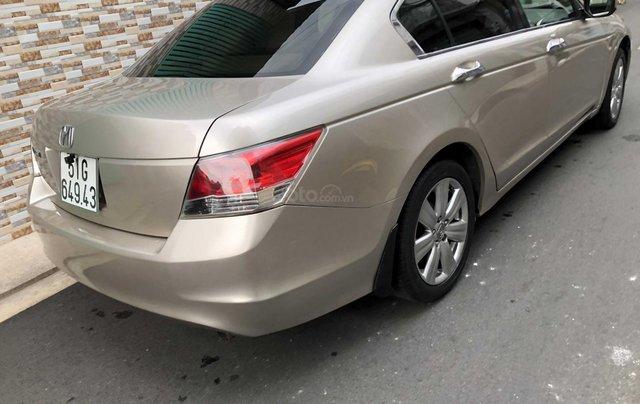 Cần bán Honda Accord EX 2008,  2.4 nhập Nhật, hàng xuất Mỹ3