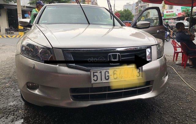 Cần bán Honda Accord EX 2008,  2.4 nhập Nhật, hàng xuất Mỹ7