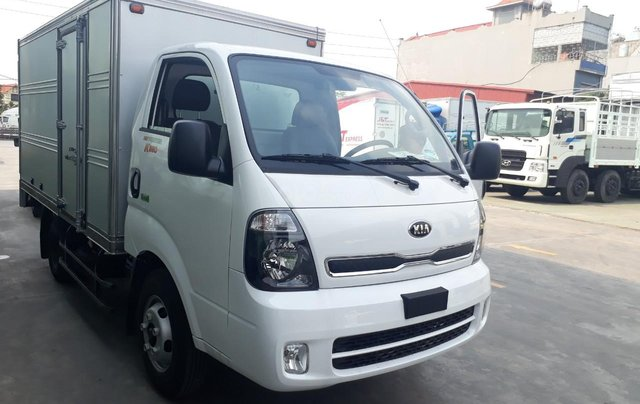 Ô tô tải Thaco Trường Hải  Kia 1.49 tấn được bán tại Thaco Hải Phòng