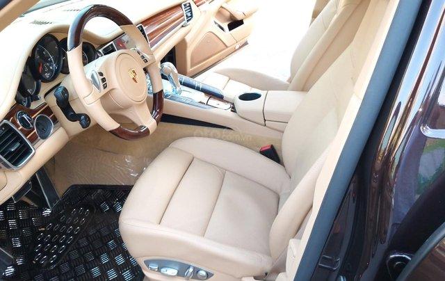 Porsche Panamera, nhà trùm mền, mới 99% như xe thùng, không có chiếc thứ 2 mới được vậy, full option hãng 1tỷ, bán rẻ 3tỷ4505