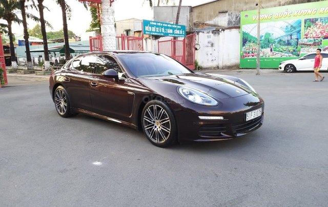 Porsche Panamera, nhà trùm mền, mới 99% như xe thùng, không có chiếc thứ 2 mới được vậy, full option hãng 1tỷ, bán rẻ 3tỷ45010