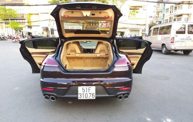 Porsche Panamera, nhà trùm mền, mới 99% như xe thùng, không có chiếc thứ 2 mới được vậy, full option hãng 1tỷ, bán rẻ 3tỷ4507