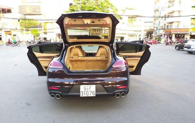 Porsche Panamera, nhà trùm mền, mới 99% như xe thùng, không có chiếc thứ 2 mới được vậy, full option hãng 1tỷ, bán rẻ 3tỷ45014