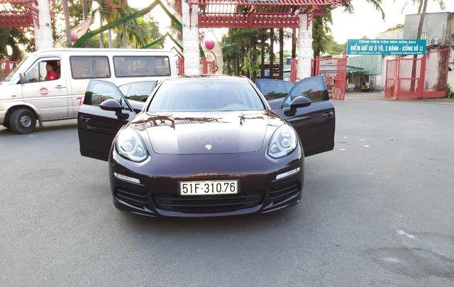 Porsche Panamera, nhà trùm mền, mới 99% như xe thùng, không có chiếc thứ 2 mới được vậy, full option hãng 1tỷ, bán rẻ 3tỷ45023