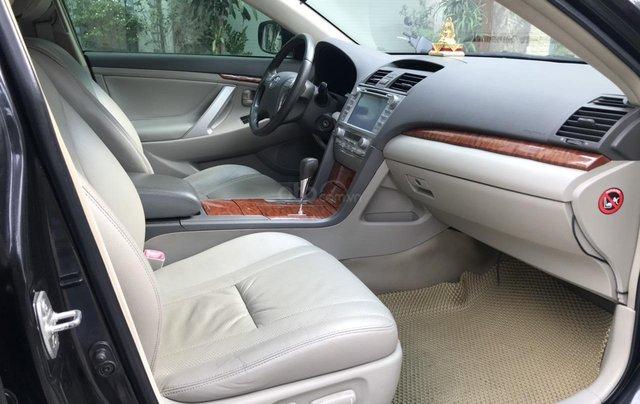 Cần bán xe Toyota Camry 2.4G sản xuất năm 2010, màu đen, 566 triệu10