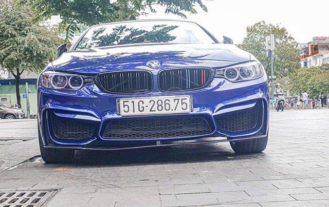 Bán xe BMW 430I Cabrio sx2016 đk 20170