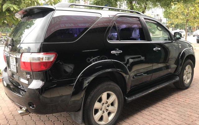 Bán xe Toyota Fortuner 2.5G sản xuất năm 2011, màu đen2