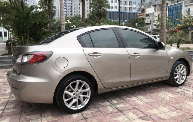 Bán Mazda 3 S đời 2013, màu vàng cát2