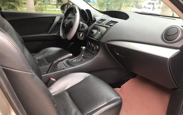 Bán Mazda 3 S đời 2013, màu vàng cát5